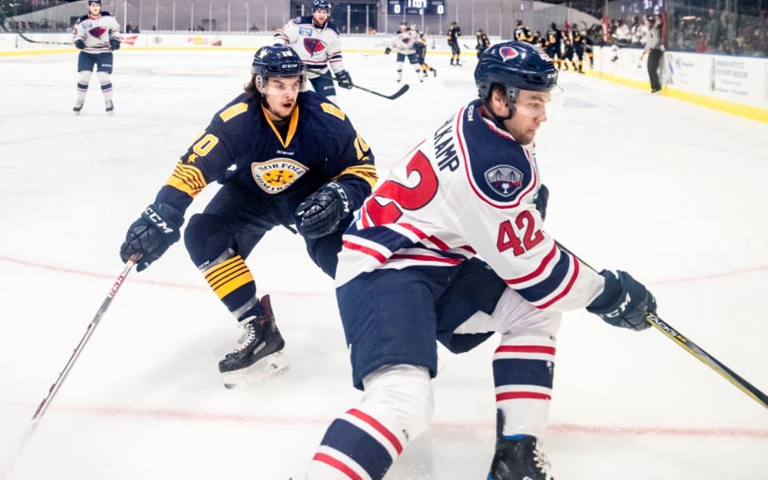 Game Preview  Stingrays at Admirals 3236f0343b0