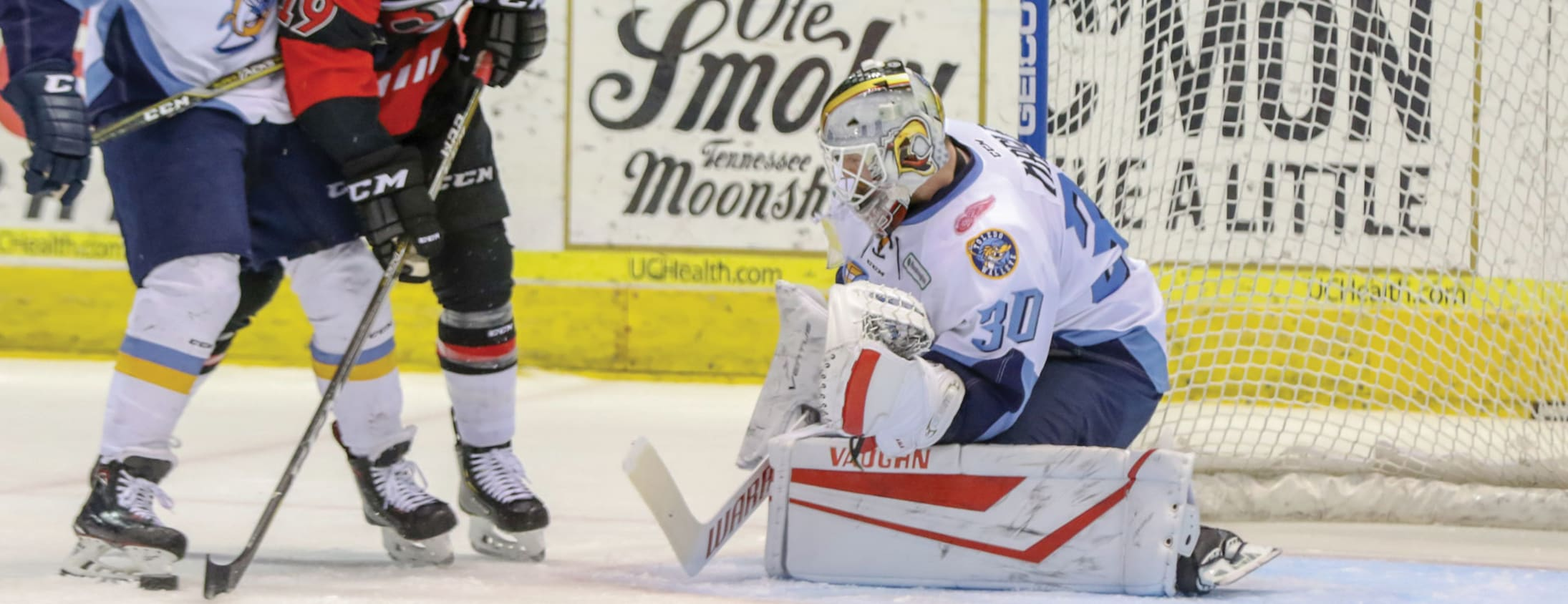 Walleye Prevail In Game 5 To Reach Conference Finals