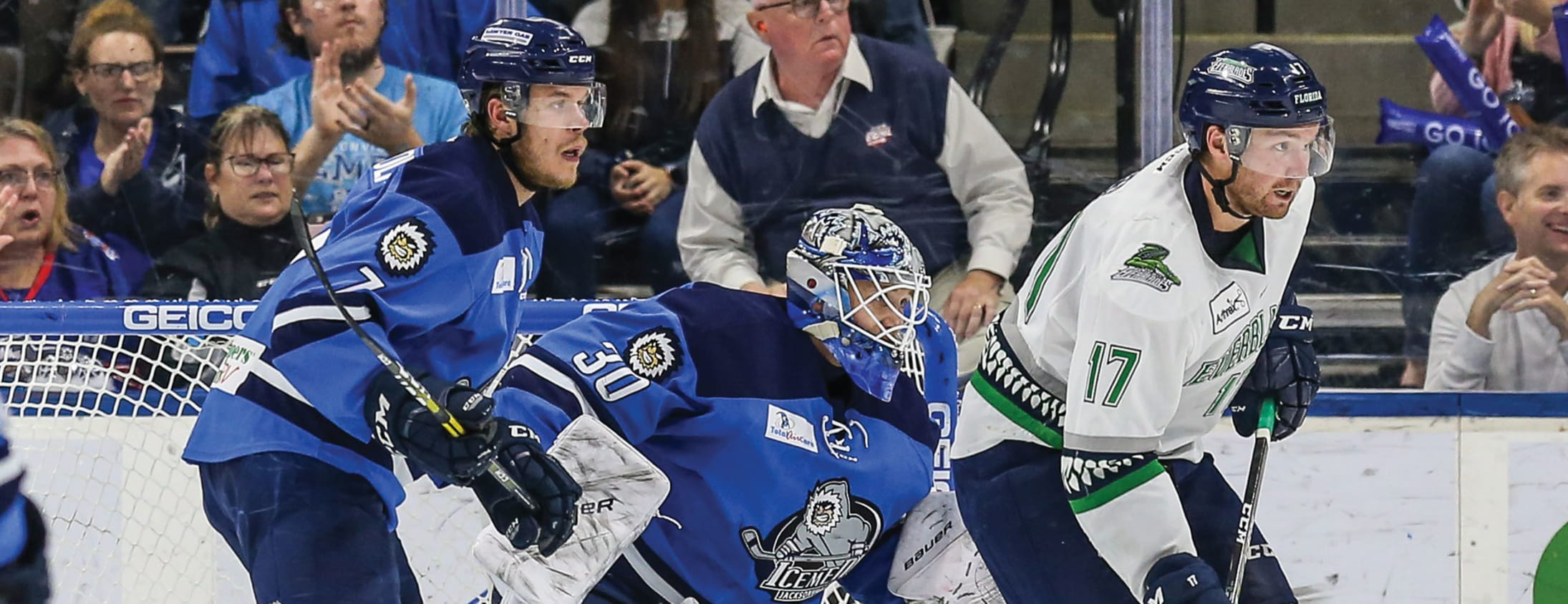Everblades Defeat Jacksonville In Game 6 To Reach Division Finals