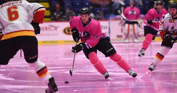 Royals Tap Into the Power of Pink to Knock Off Adirondack b9fb42508