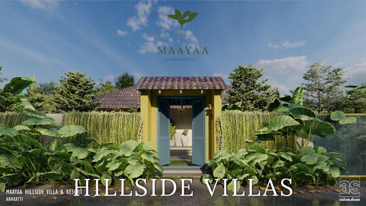 hillside villas maayaa
