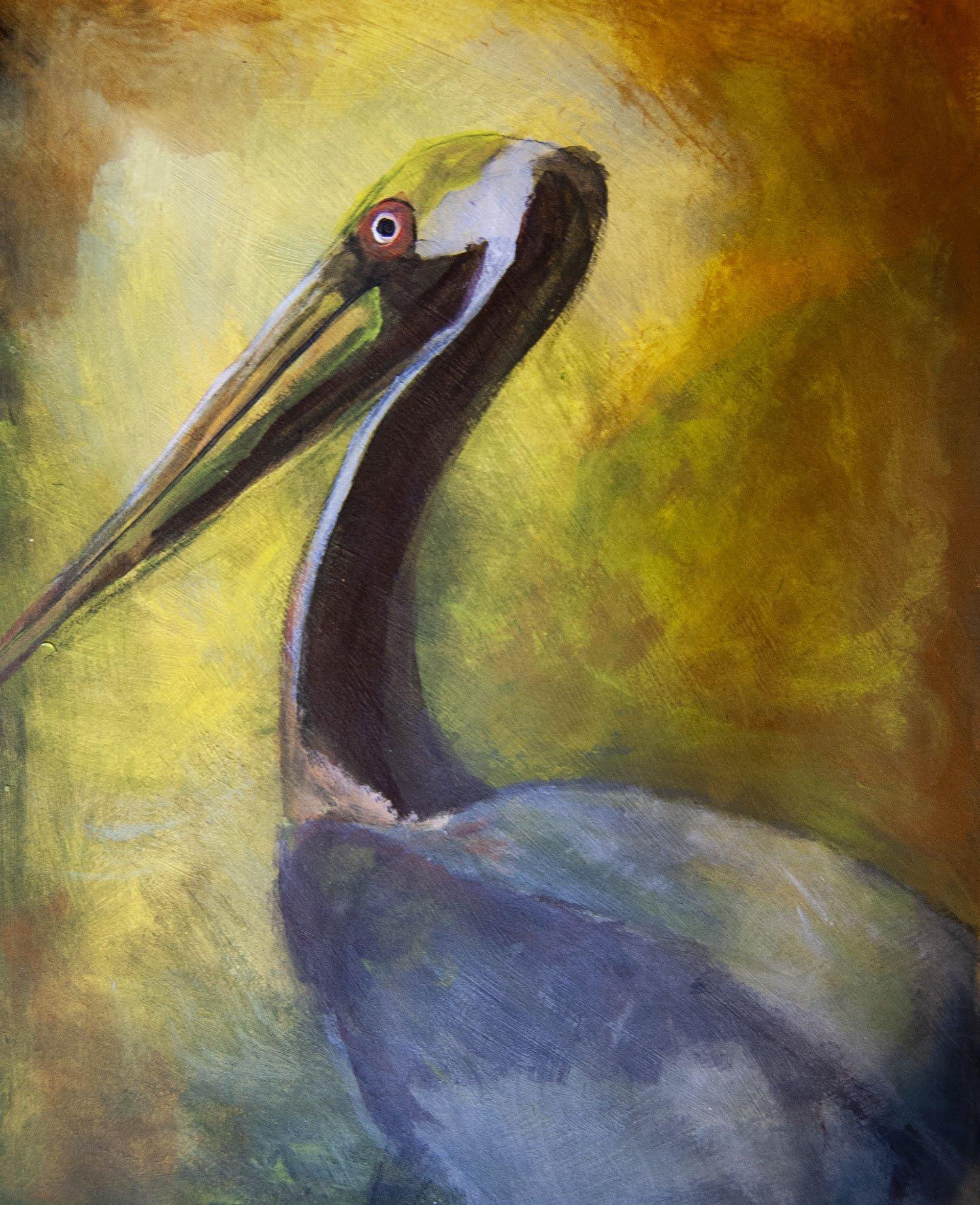 pelican eco soul art