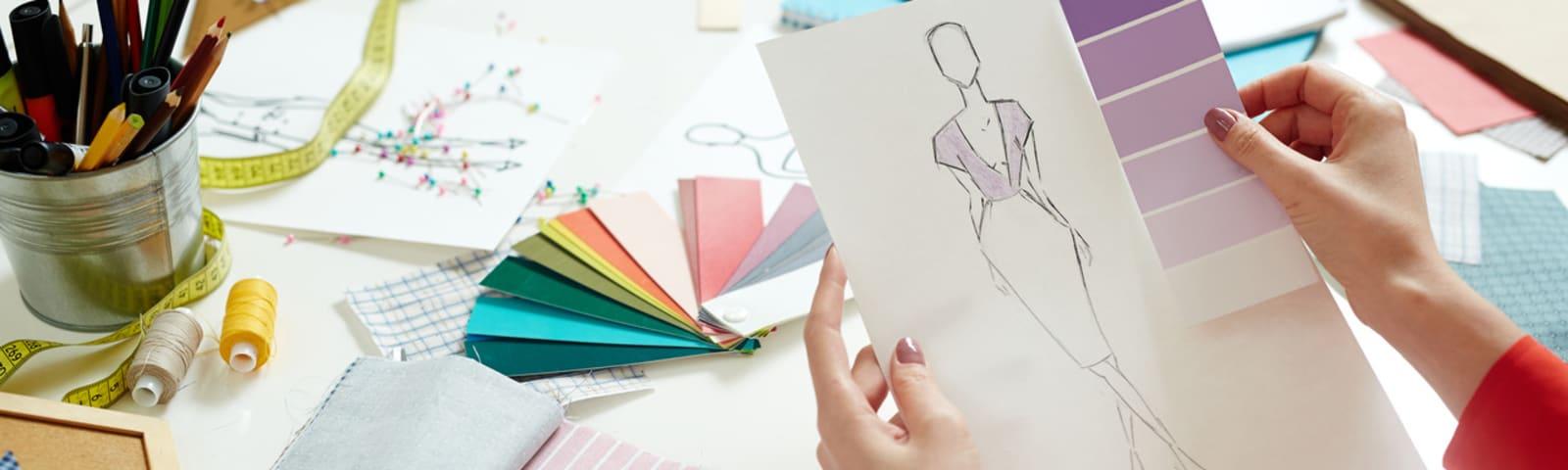 Imagem de destaque do post O que é color blocking e como aplicar na montagem de looks?