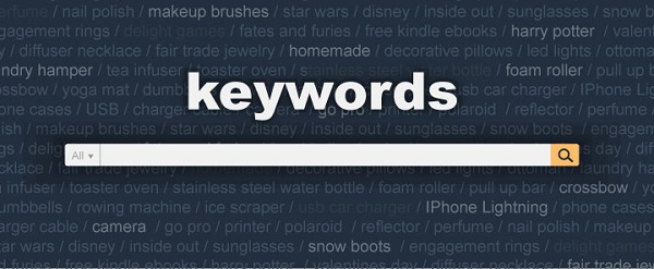 Amazom Keyword Update