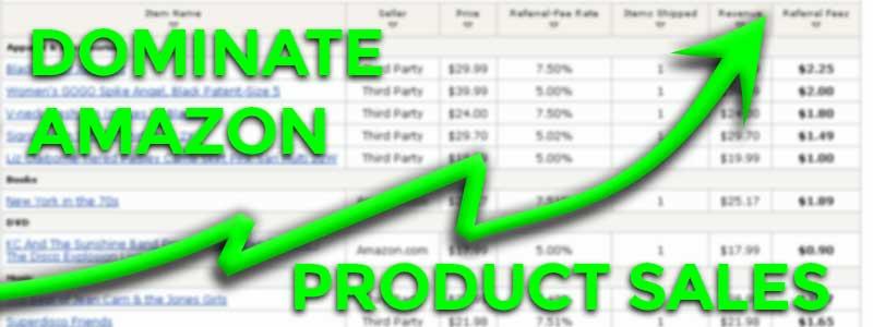 Dominate Amazon Product Sales