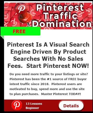Pinterest Traffic Domination Workshop