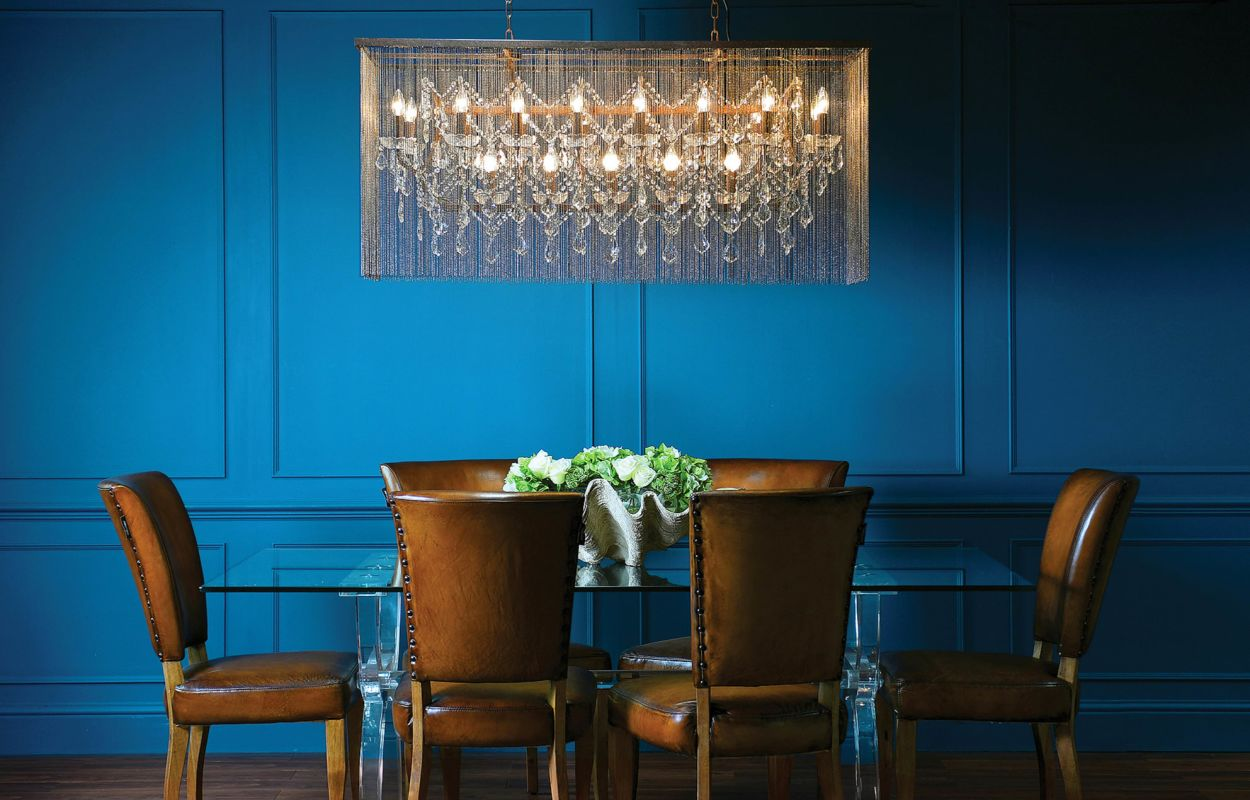 Coach House Lighting, everything from table lamps to chandeliers