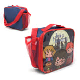 Lunch bag Harry Potter with mesh side pocket and shoulder strap