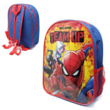Backpack Spiderman with Mesh Side pocket