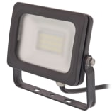 Siena 10W 6000K LED Floodlight Black