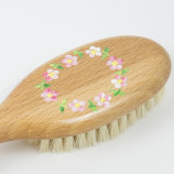 Flower Hairbrush