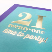 Boy - 21 Time to Party
