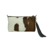 FORGET-ME-NOT Clutch - Cow Furry