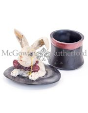 Rabbit Top Hat Storage Box