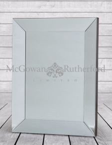 Rectangular Venetian Mitre Mirror