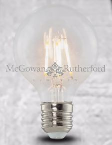 LED 6w DIMMABLE Filament Bulb (E27)