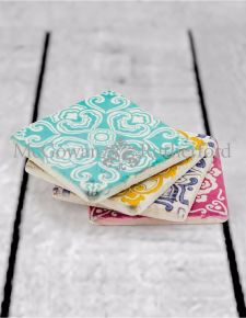 Set of 4 Tile Patterned Coasters