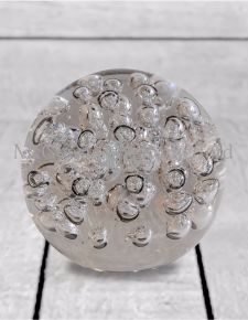 Classic Glass Ball Door Stop