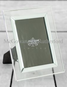 "Glass 5x7"" Photo Frame"
