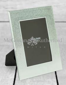 "Mirrored Sparkle 5x7"" Photo Frame"