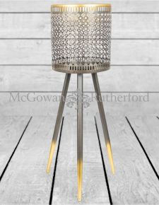 Iron Large Candle Lantern