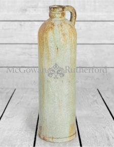 Rustic Tall Round Jug with Handle