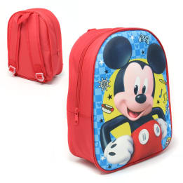 3D EVA Shaped Front Backpack Mickey