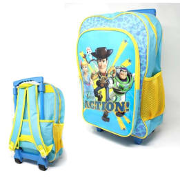 Del. Lge Trolley Backpack with front pocket Toy Story