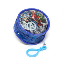 Round Zipped Coin Purse Avengers