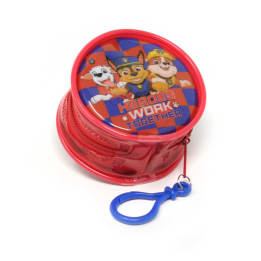 Round Zipped Coin Purse Paw Patrol
