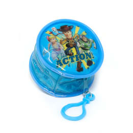 Round Zipped Coin Purse Toy Story