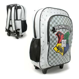 Deluxe LGE Trolley Backpack with front pocket HP