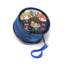 Round Zipped Coin Purse Harry Potter