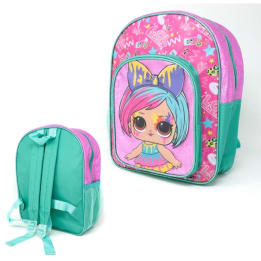 Deluxe Backpack Glitter LOL