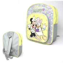 Deluxe Backpack Glitter Minnie