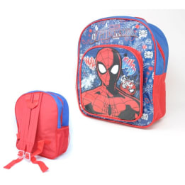Deluxe Backpack Spiderman