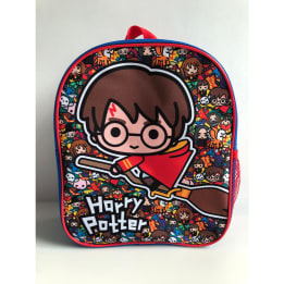 Premium Standard Backpack Harry Potter