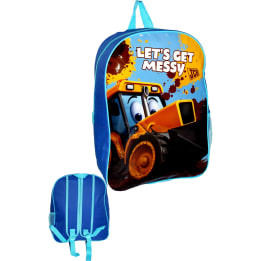 Arch Backpack lets get messy JCB