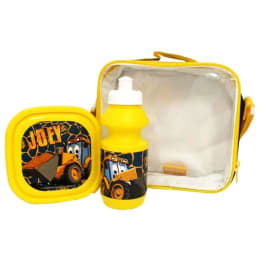 3pcs Lunch Set Joey JCB