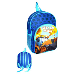 Deluxe Backpack Lets Get Messy JCB