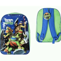 Arch Backpack Turtles