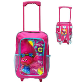 Deluxe 41cm Trolley Backpack Trolls