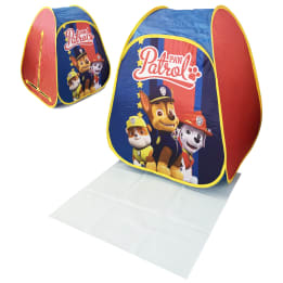 Pop Up Play Tent Paw Patrol with Play Mat