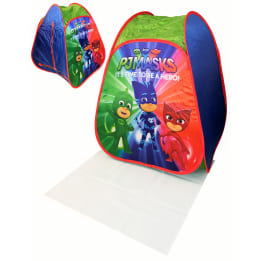 Pop Up Play Tent PJ Masks With Play Mat