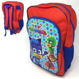 Deluxe 41cm Trolley Backpack PJ Masks