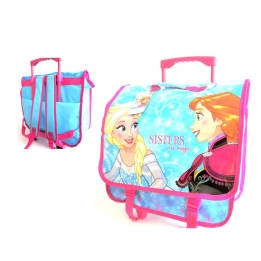 Satchel Backpack Trolley FROZEN