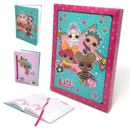 LOL Surprise Gift Boxed Note Book /Organiser
