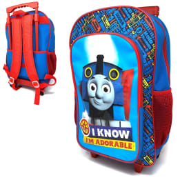 Deluxe 41cm Trolley Backpack Thomas