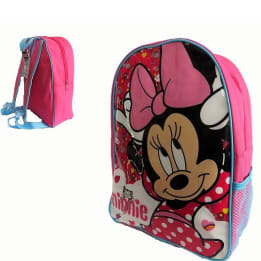 Backpack Minnie with mesh side pocket