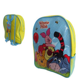 Backpack Winne The Pooh with mesh side Pocket